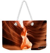 Light Through The Swirls Weekender Tote Bag