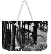 Light Through The Trees Weekender Tote Bag