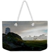Lighthouse And Horse Weekender Tote Bag