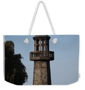 Lighthouse At Lake Chautauqua Weekender Tote Bag