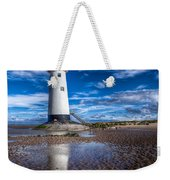 Lighthouse Reflections Weekender Tote Bag