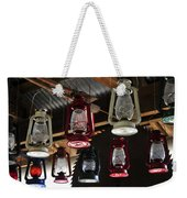 Lighting Americas Way Weekender Tote Bag
