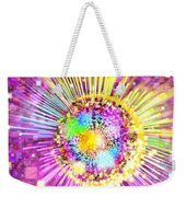 Lighting Effects And Graphic Design Weekender Tote Bag by Setsiri Silapasuwanchai