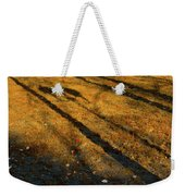 Lights And Shadows Weekender Tote Bag