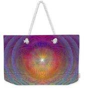 Lightwave Geometrics Weekender Tote Bag