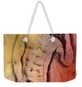 Like A Natural Man Weekender Tote Bag