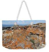 Likin' The Lichen Weekender Tote Bag