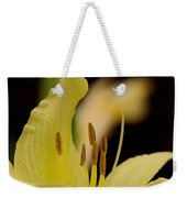 Lily - Flower - Fore And Aft Weekender Tote Bag