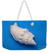 Lime Made From A Seashell Weekender Tote Bag by Ted Kinsman