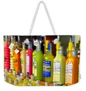 Limoncello From Capri Weekender Tote Bag