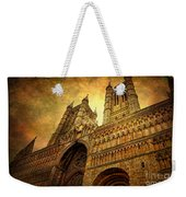 Lincoln Cathedral Weekender Tote Bag