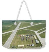 Lincoln Il Airport Weekender Tote Bag