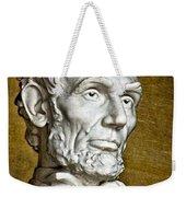 Lincoln Profle 2 Weekender Tote Bag