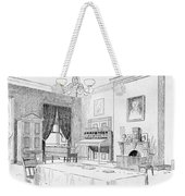 Lincoln: White House Office Weekender Tote Bag