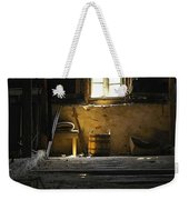 Linden Flowers Left To Dry In The Attic Weekender Tote Bag