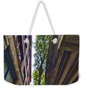Lines And Trees Weekender Tote Bag