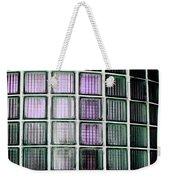 Lines II - Retro Weekender Tote Bag