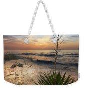 Linger By The Sea Weekender Tote Bag