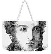 Lionel Nathan De Rothschild Weekender Tote Bag