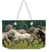Lipizzan Horses Weekender Tote Bag
