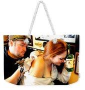 Liquid Courage Weekender Tote Bag