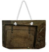 Liquid Letters Of Leaving  Weekender Tote Bag by Empty Wall