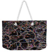 Liquid Luminescence Weekender Tote Bag