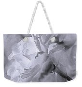 Liquid Rose Weekender Tote Bag