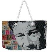 Literally John Wayne Weekender Tote Bag