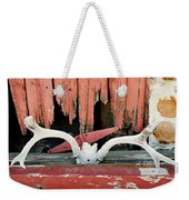 Little Antlers 1 Weekender Tote Bag