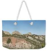 Little Badlands Missouri Panorama1 Weekender Tote Bag