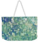 Little Blue Diamonds Weekender Tote Bag