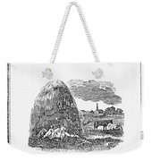 Little Boy Blue, 1833 Weekender Tote Bag by Granger