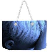 Little Boy Blue Weekender Tote Bag