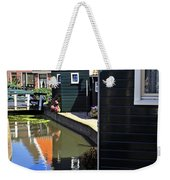 Little Dutch Houses Weekender Tote Bag