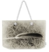 Little Feather Weekender Tote Bag