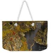 Little Gorge Weekender Tote Bag