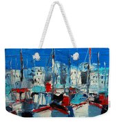 Little Harbor Weekender Tote Bag