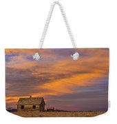 Little House On The Colorado Prairie 2 Weekender Tote Bag by James BO  Insogna