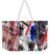 Little Italy In Color Weekender Tote Bag