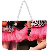 Little Pink Tutus Weekender Tote Bag