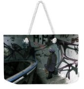 Little Runaway Weekender Tote Bag by Joana Kruse