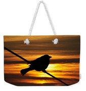 Little Sparrow Weekender Tote Bag