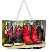 Little Tykes Cowboy Boots Weekender Tote Bag