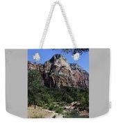 Little Virgin River - Zion National Park Weekender Tote Bag