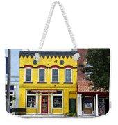 Little  Yellow Store Weekender Tote Bag