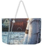 Littleton On The Ammonoosuc Weekender Tote Bag