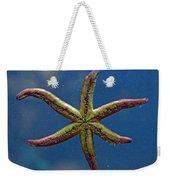 Live Starfish Weekender Tote Bag
