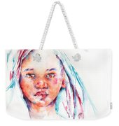 Live To Dream ... Children Of The World Weekender Tote Bag