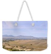 Livermore Valley Panorama Weekender Tote Bag